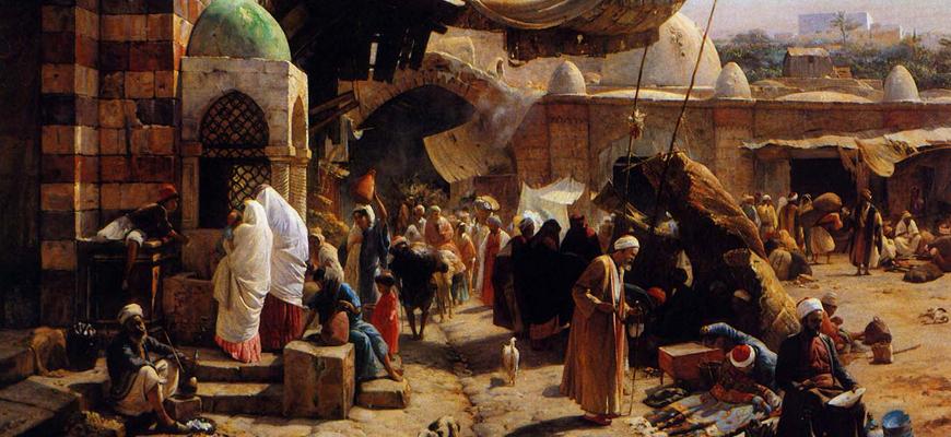 Średniowieczna etyka sprzedawców żywności